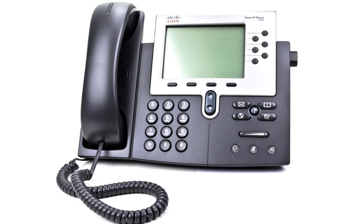Cisco ip phone 7962