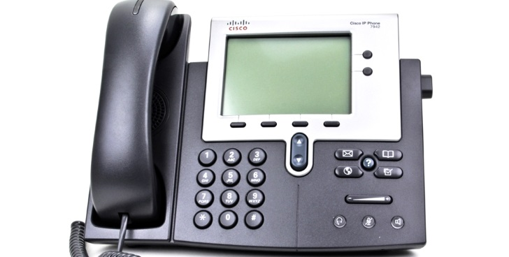 Cisco Ip Phone 7942 Specification and User Guide