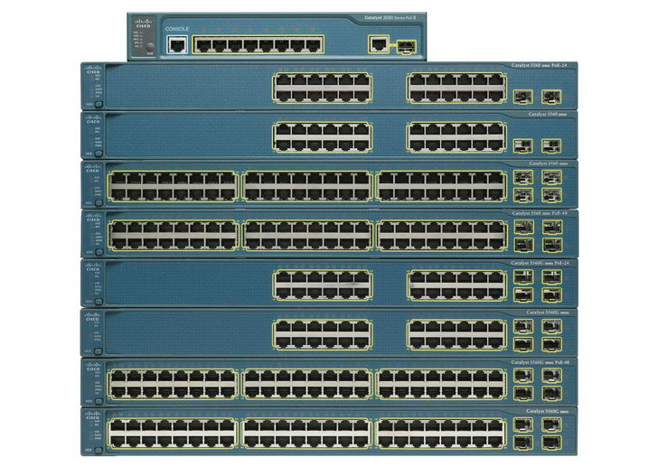 Cisco Catalyst 3560