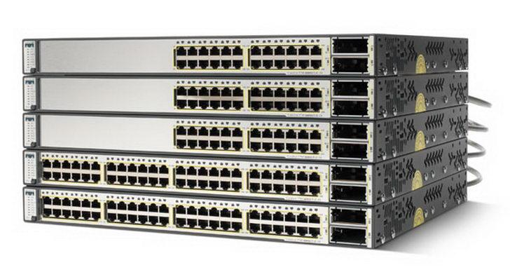 Cisco Catalyst 3750