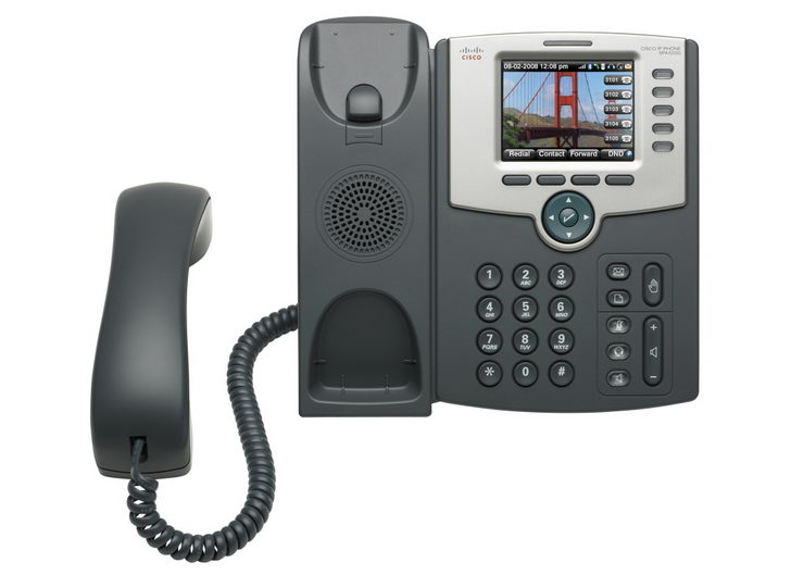 Cisco IP Phone SPA525G